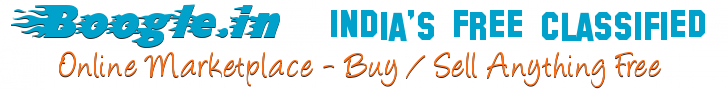 Boogle.in - India's Free Classified Ads